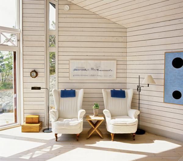 Estilo rustico interiores de madera - Interiores de madera ...