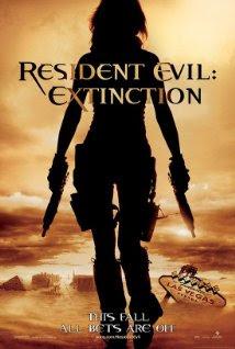 Resident Evil 3 Extinction (2007)