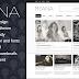 Myana - Responsive Blogger Templates