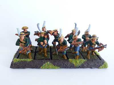 Empire crossbowmen