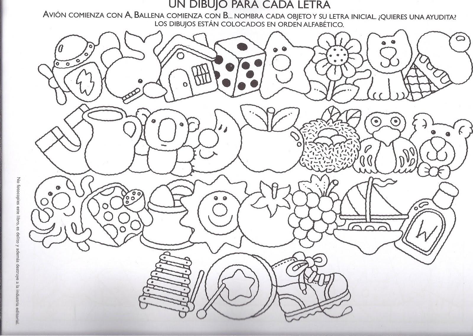 """DESCUBRO EL ALFABETO 1 Y 2 ~ ESCUELA PRIMARIA PROFR """"BENITO ACOSTA"""""""