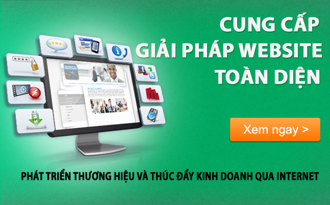 Giải Pháp Thiết Kế Website