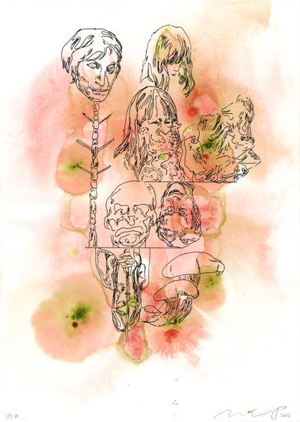 print by Jasper Sebastian Stürup