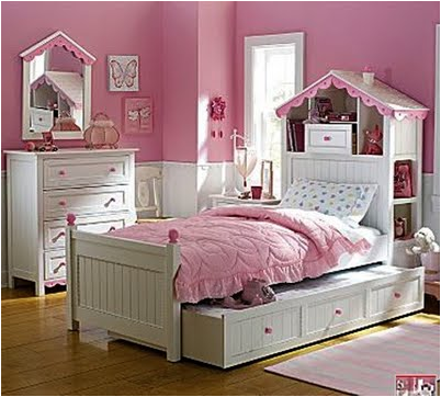 30 traditional young girls bedroom ideas room design ideas - Little girls bedrooms ...