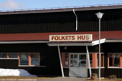 Folkets Hus, Jukkasjärvi