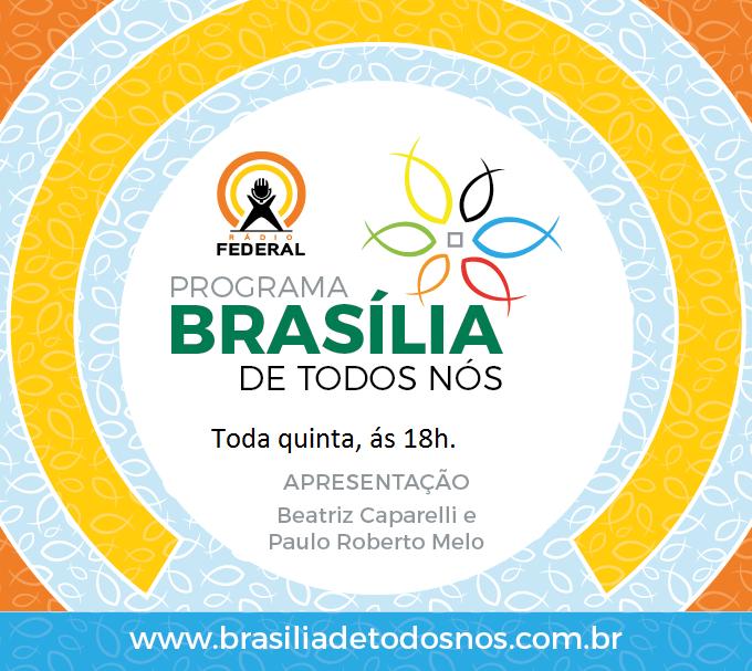 BRASÍLIA DE TODOS NÓS