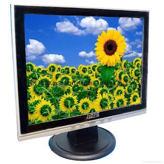 kelebihan monitor LCD