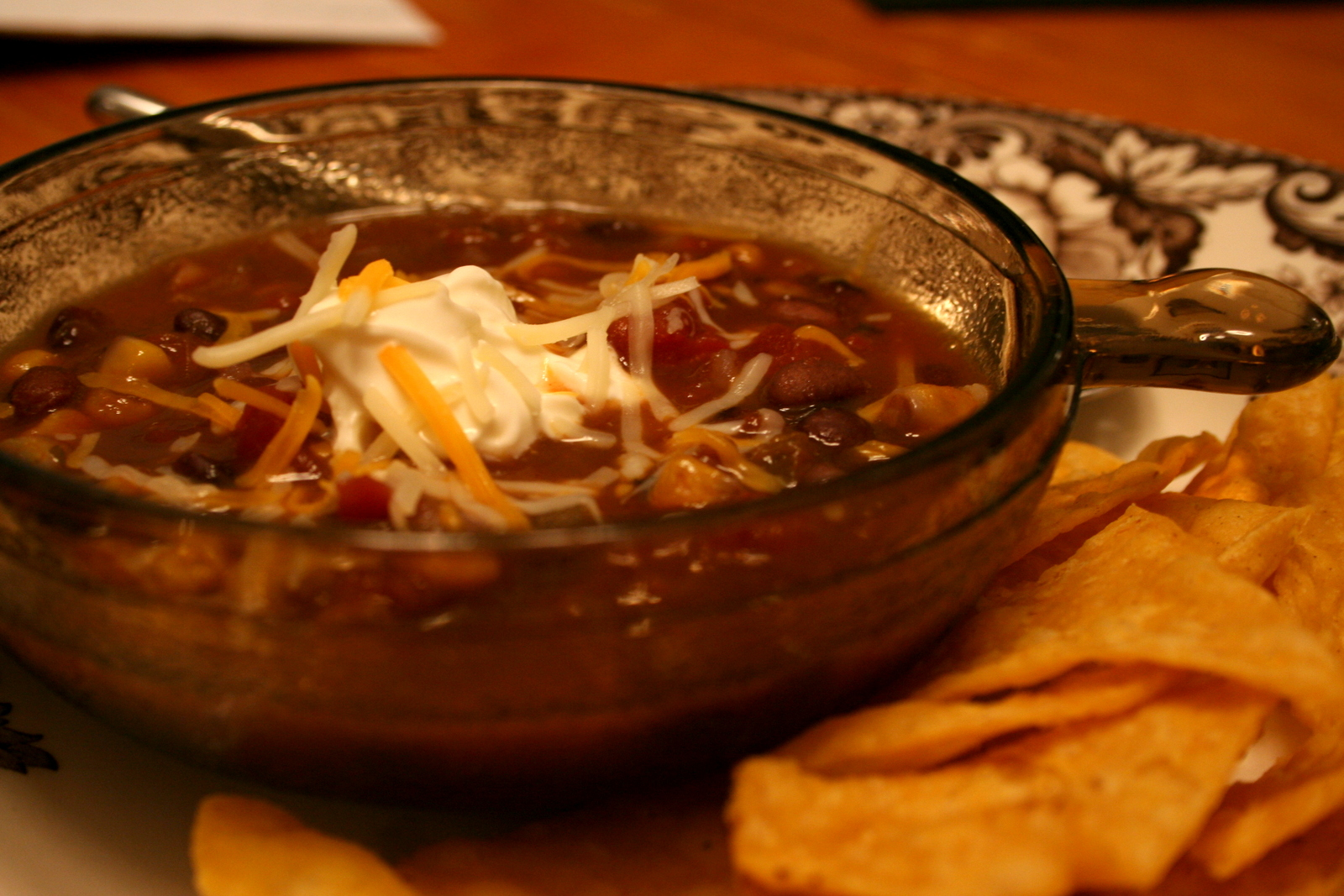 Life Alaskan Style: Hearty Black Bean Soup + some big news