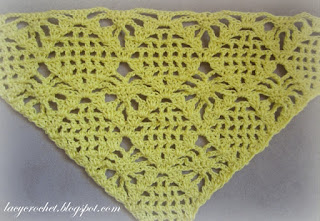 Basic crochet stitches give you hundreds of design options.