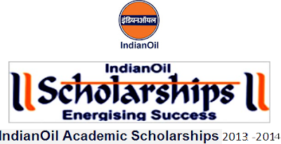 Indian Oil Scholarships Online Application