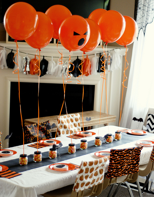 Cute Halloween Home Decor