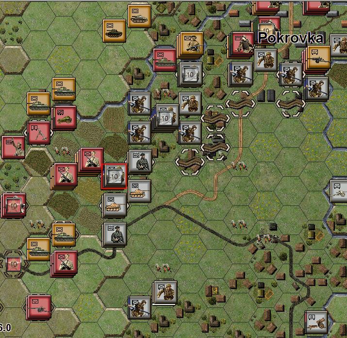 Battles of Kursk - Southern Flank