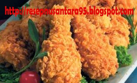 Resep Makanan | Resep Ayam Goreng Crispy
