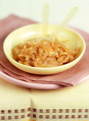 Hacer cebolla caramelizada facil