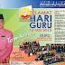 Kad Ucapan Selamat Hari Guru 2015 dari Jabatan Pendidikan Negeri Johor