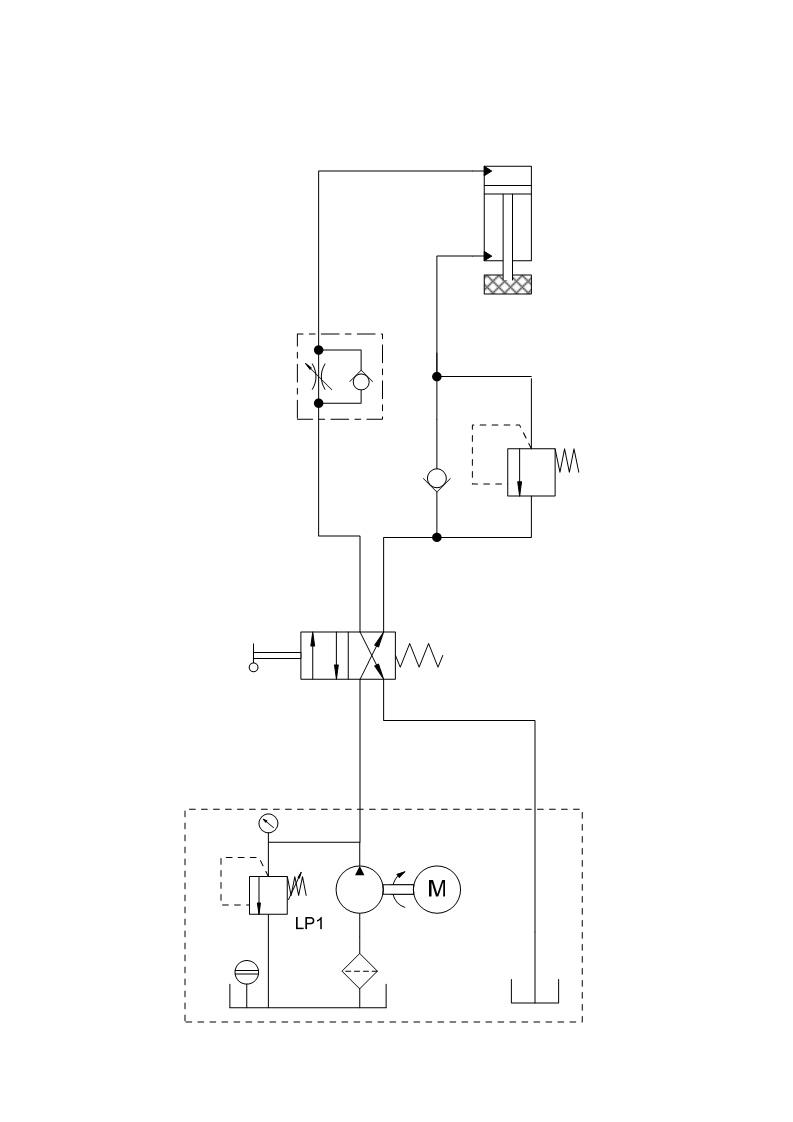 electromecanique  partie 5   exercice d u0026 39 hydraulique avec