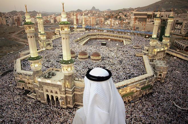 صور في غاية الروعة للكعبة المشرفة..... سبحان الله !!!!