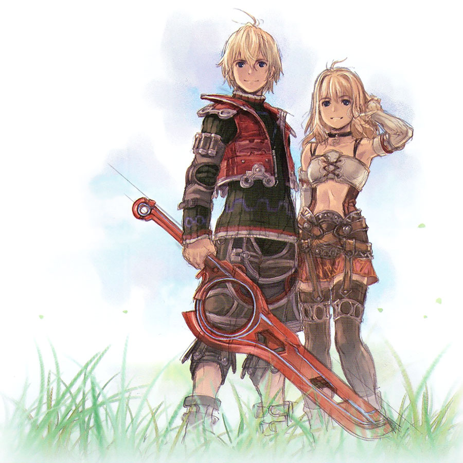 Xenoblade HD & Widescreen Wallpaper 0.77957636807393