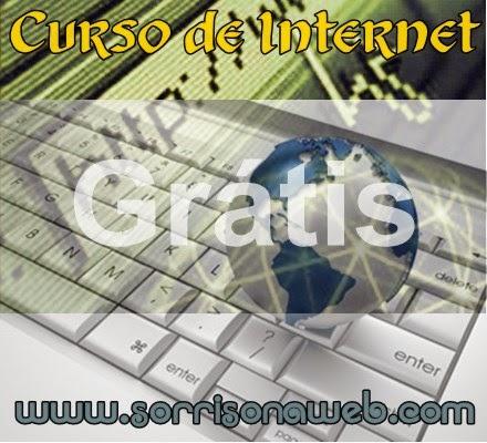 curso de internet grátis