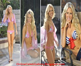 Gretchen Rossi Bikini, Gretchen Rossi Bikini Shoot