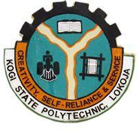 Kogi State Poly Post UTME Cut Off, Admission 2013/2014