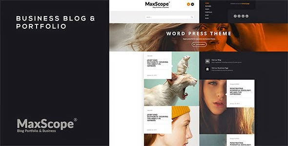 Max Scope WordPress Template 2015