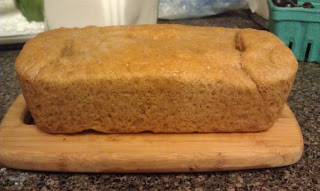 Honey Whole Wheat Bread