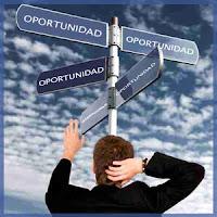 Oportunidade, Chance, Escolha