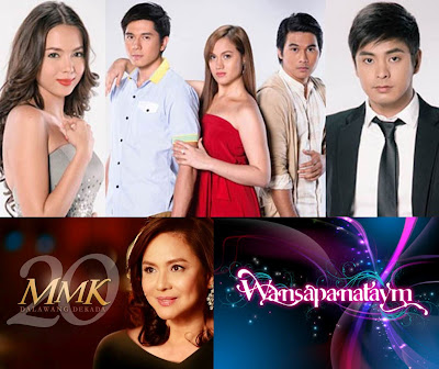 Kantar Media TV Ratings - June 8 to 9, 2012