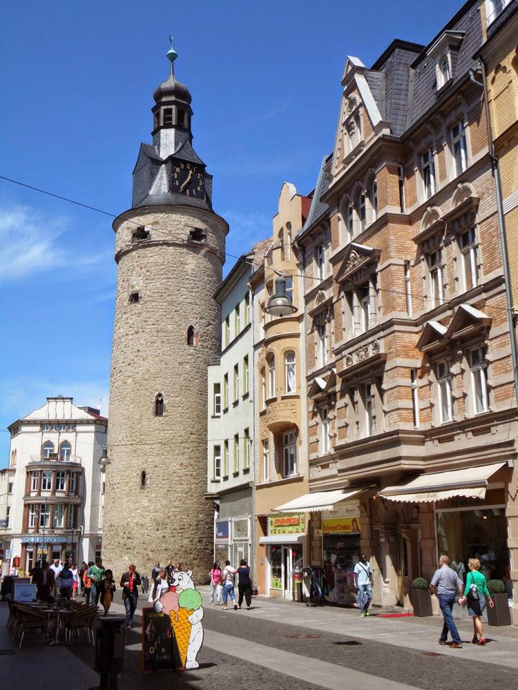 Leipziger Turm, Halle (Saale)