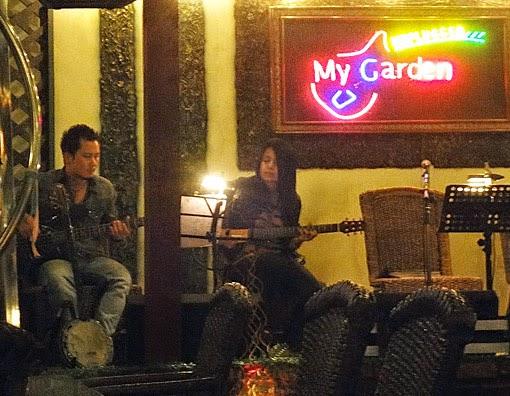 Yangon nightclub music