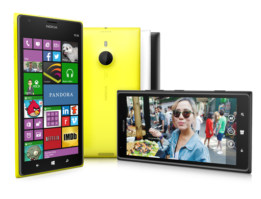 Lumia 1520 : Specifications and pictures
