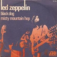 Music Videos Black Dog - Led Zeppelin