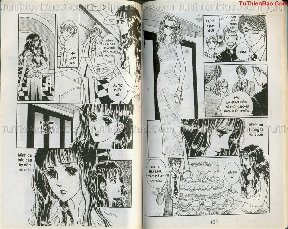 Nữ sinh chap 4 - Trang 61