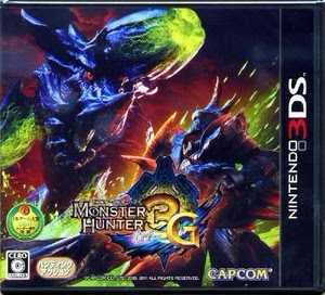 [3DS] Monster Hunter 3G [モンスターハンター3G] (JPN) 3DS Download