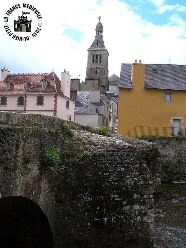 QUIMPERLE (29) - Pont médiéval