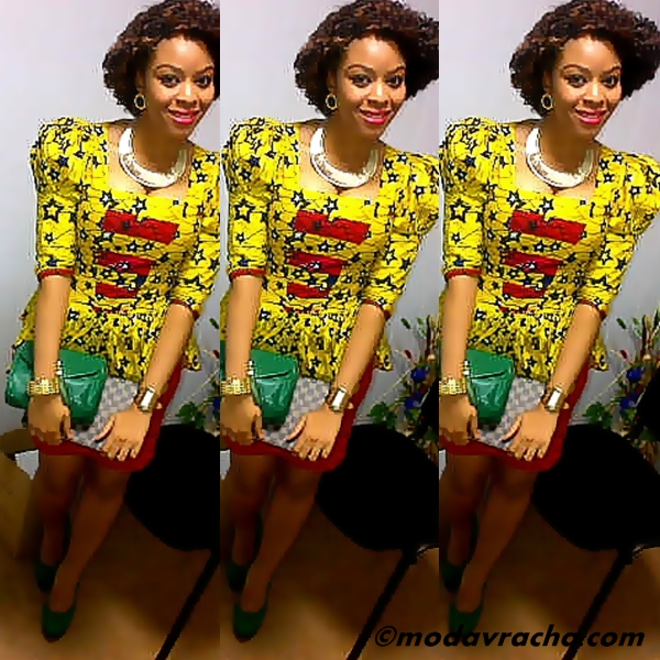 latest ankara blouse styles