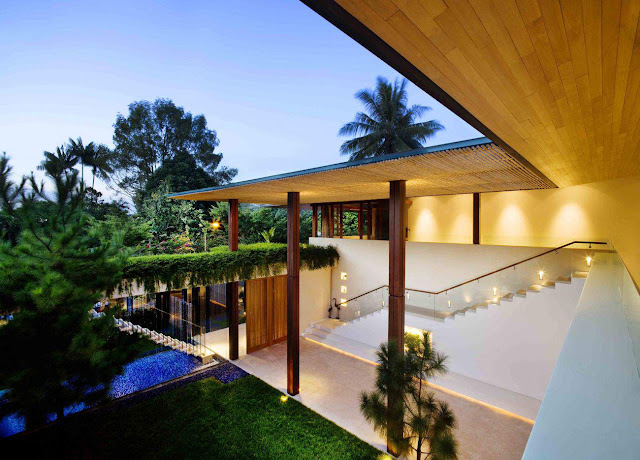 Idea of Contemporary Tropical House