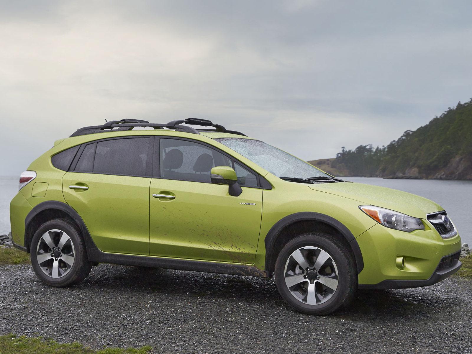 Car insurance information | 2014 Subaru XV Crosstrek Hybrid |