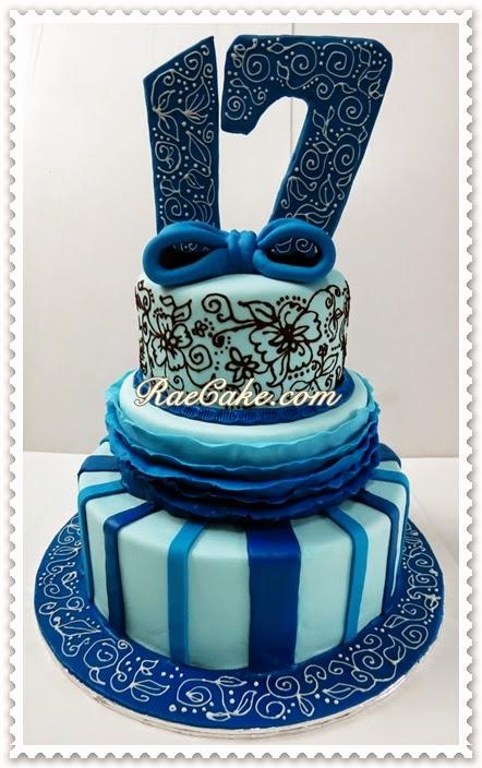 Kue Ulang Tahun Birthday Cake