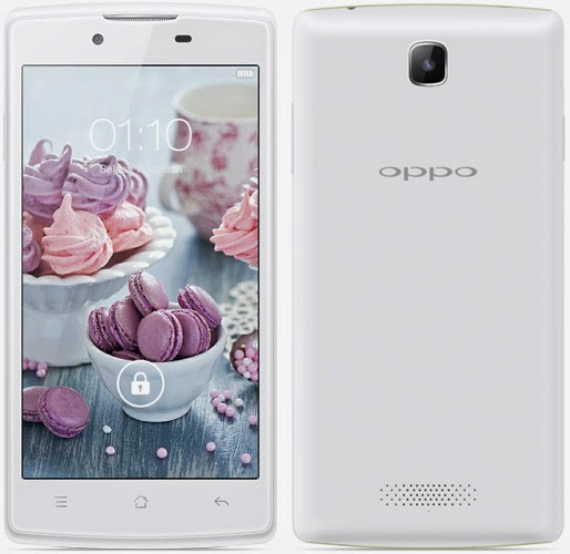 Gambar OPPO Neo Android Jelly Bean Murah