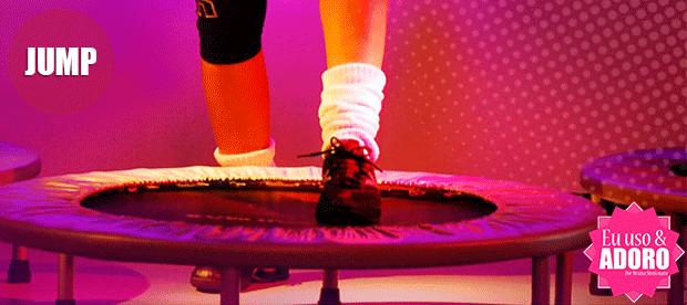 Malhando em casa: Exercícios e alimentação - Jump