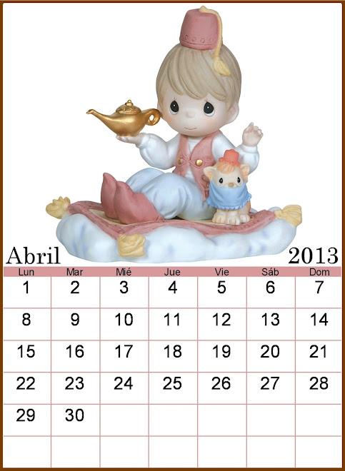 Calendario: Precious Moments Disney