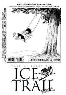 Fairy Tail Ice Trail 10 Mangá Português