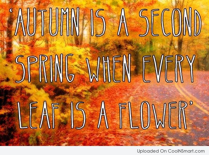 Autumn Quotes And Sayings ~ Autumn Posters Picture
