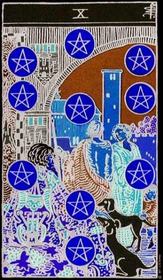 2015 VIRGO Astrology Tarot horoscope Oracle