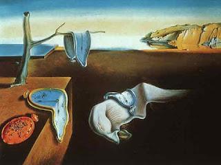 A Persistência da Memória, de Salvador Dalí