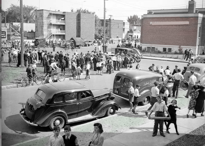 Coolopolis Q Montreal 1940 But Where