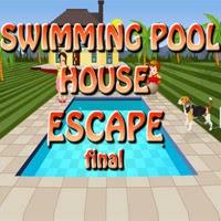 Swimming Pool House Escape 7 Final Walkthrough