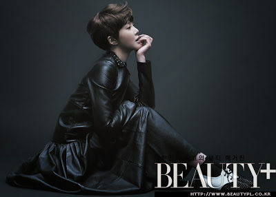 Lee Si Young - Beauty+ Magazine January Issue 2014